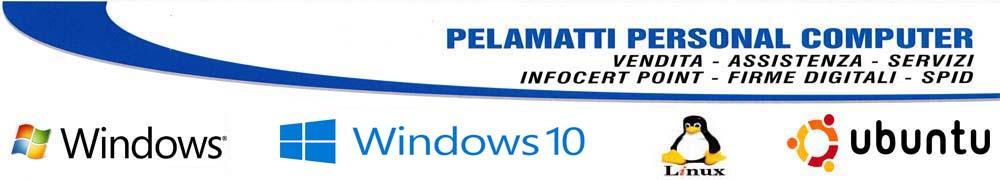 Pelamatti Computer - Via Mazzini, 50 - 25043 Breno (BS) - Tel.:339 6604113 - mail: pelamattipc@gmail.com - Pec:pelamatticomputer@pec.it